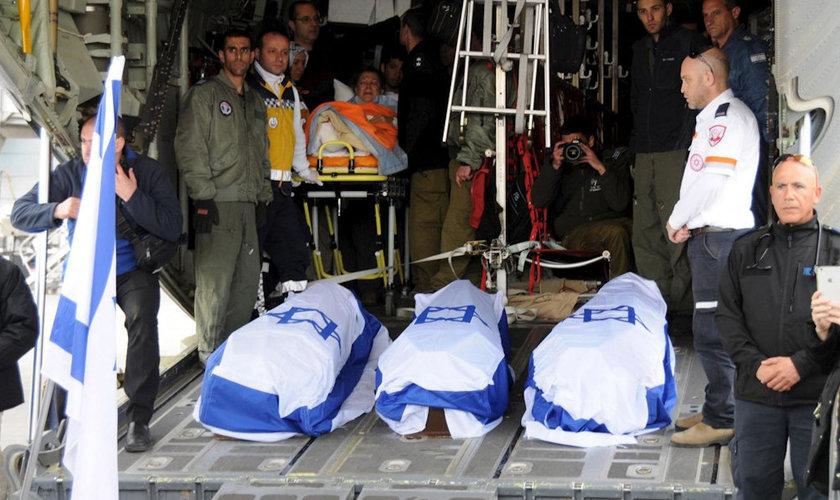Israel terror victims