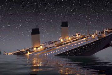 President home titanic