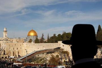 President home czech jerusalem