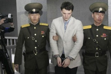 President home warmbier