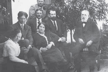 President home balfour