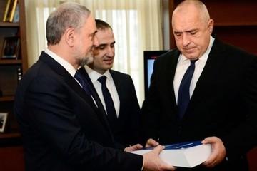 President home bulgaria