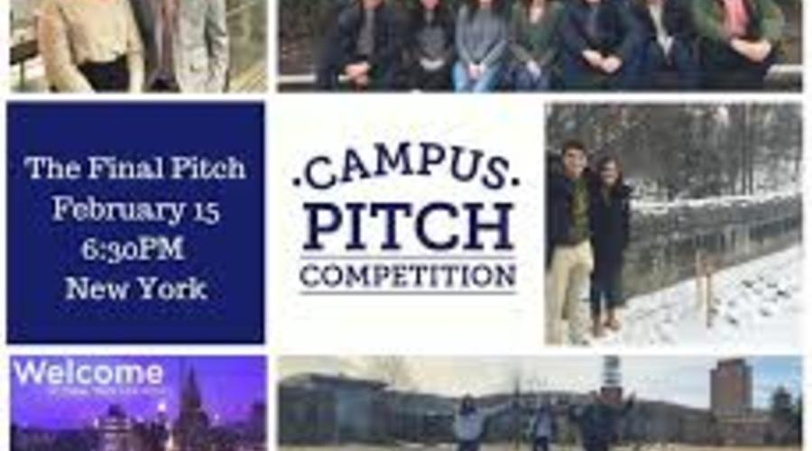 Campus pitch