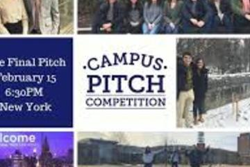 President home campus pitch