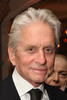 Actor Michael Douglas arrives at the Pierre Hotel in New York to accept the award on behalf of his father. (c) Shahar Azran