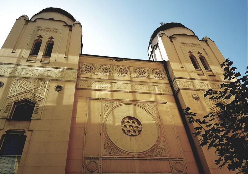 Sarajevo synagogue