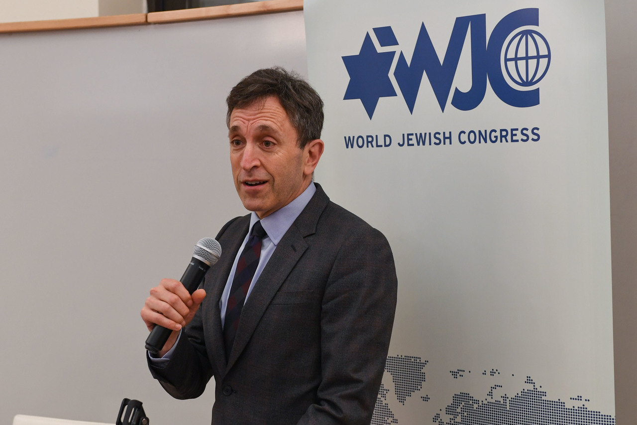 Matt Nosanchuck, former White House liaison to the Jewish community. (c) Shahar Azran