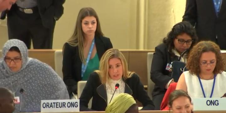 WJC Jewish Diplomat Aurélie Casahoursat