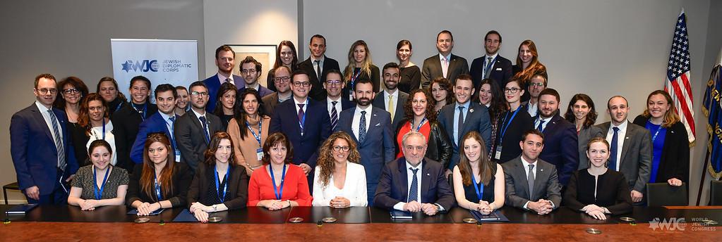 (c) Shahar Azran / World Jewish Congress