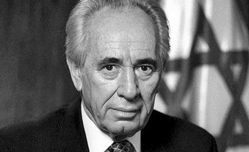 Shimon Peres (1923-2016)
